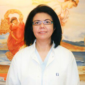 Mary Mitropoulou - Doctor - Embryologist