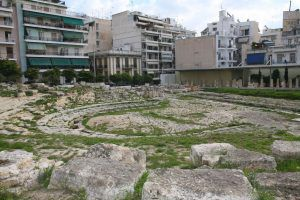 The Ancient Theatre of Zea